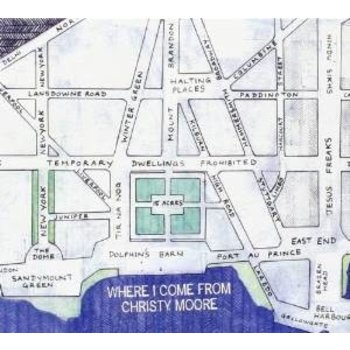 CHRISTY MOORE - WHERE I COME FROM ( 3 CD SET)