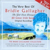Emerald Music,  BRIDIE GALLAGHER - THE VERY BEST OF (3 CD SET)