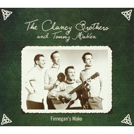THE CLANCY BROTHERS AND TOMMY MAKEM - FINNEGAN'S WAKE (CD)