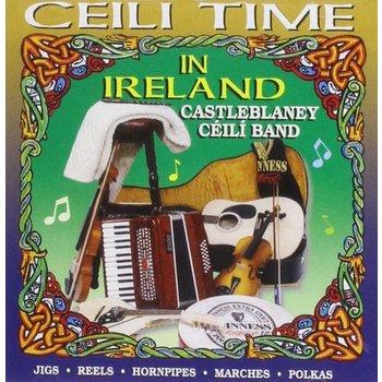 CASTLEBLANEY CEILI BAND - CEILI TIME IN IRELAND  (CD)