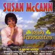 SUSAN MCCANN - IRISH FAVOURITES (CD)...