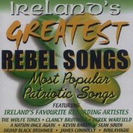 Sharpe Music,  IRELAND'S GREATEST REBEL SONGS (CD)