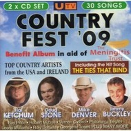 COUNTRY FEST 09 - VARIOUS ARTISTS