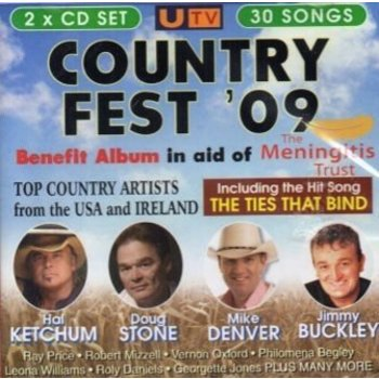 Sharpe Music,  COUNTRY FEST 09 - VARIOUS ARTISTS