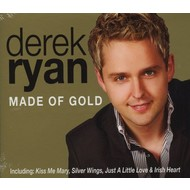 DEREK RYAN - MADE OF GOLD