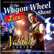 Sharpe Music,  NATHAN CARTER - THE WAGON WHEEL SHOW LIVE (CD)