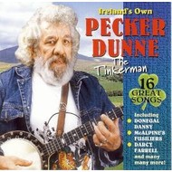 PECKER DUNNE - THE TINKERMAN (CD)