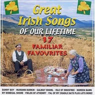 GREAT IRISH SONGS OF OUR LIFETIME - VARIOUS ARTTISTS (CD)