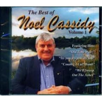 NOEL CASSIDY THE BEST OF - VOLUME 1 (CD)