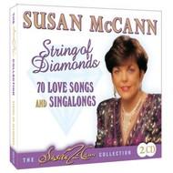 SUSAN MCCANN - STRING OF DIAMONDS (CD)...