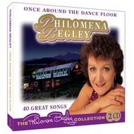 H & H Music,  PHILOMENA BEGLEY - ONCE AROUND THE DANCE FLOOR (2 CD Set)