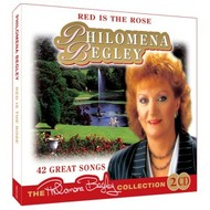 H & H Music,  PHILOMENA BEGLEY - RED IS THE ROSE (2 CD Set)