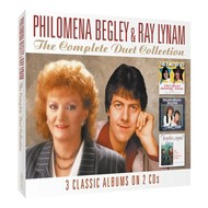 H & H Music,  PHILOMENA BEGLEY AND RAY LYNAM - COMPLETE DUET COLLECTION (2 CD Set)