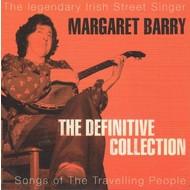 Platinum Music,  MARGARET BARRY - THE DEFINITVE COLLECTION (CD)