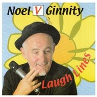 NOEL V GINNITY - LAUGH LINES (CD)