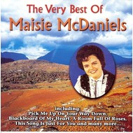 Chart Records,  MAISIE MCDANIELS - THE VERY BEST OF