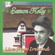 EAMON KELLY - LIVE FROM IRELAND (CD)