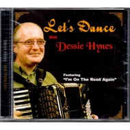 Chart Records,  DESSIE HYNES - LET'S DANCE WITH DESSIE HYNES (CD)