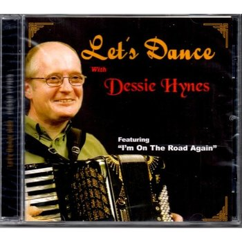 DESSIE HYNES - LET'S DANCE WITH DESSIE HYNES (CD)