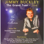 JIMMY BUCKLEY - THE GRAND TOUR LIVE CD