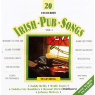 Dolphin Records,  20 FAVOURITE IRISH PUB SONGS, VOLUME 1 - VARIOUS ARTISTS
