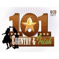 101 Country & Irish - Various Artists (5 CD Set)...