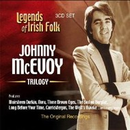 JOHNNY MCEVOY TRILOGY - LEGENDS OF IRISH FOLK (3 CD)