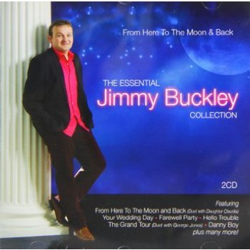 JIMMY BUCKLEY - THE ESSENTIAL COLLECTION (2 CD Set)