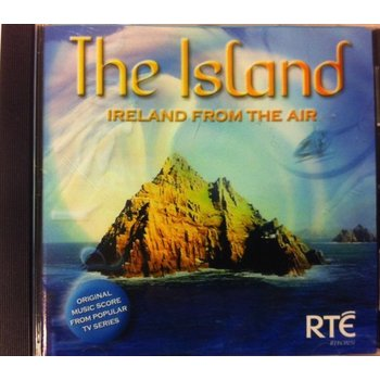 BRIAN BYRNE - THE ISLAND - MUSIC FROM THE AIR