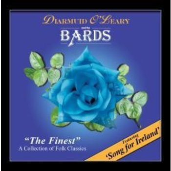 DIARMUID O'LEARY & THE BARDS - THE FINEST