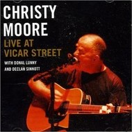 CHRISTY MOORE - LIVE AT VICAR STREET (CD)