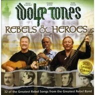 WOLFE TONES - REBELS AND HEROES (2 CD)...