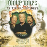 WOLFE TONES - AT THEIR VERY BEST - LIVE (2 CD)