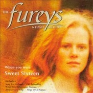 THE FUREYS AND DAVEY ARTHUR WHEN YOU WERE SWEET SIXTEEN
