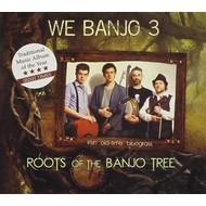 WE BANJO 3 - ROOTS OF THE BANJO TREE (CD)...