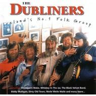 THE DUBLINERS - IRELAND'S NO 1 FOLK GROUP (3 CD SET)
