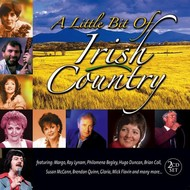 A LITTLE BIT OF IRISH COUNTRY - VARIOUS ARTISTS (CD)