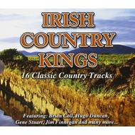 IRISH COUNTRY KINGS - VARIOUS IRISH ARTISTS