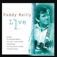 PADDY REILLY - LIVE (CD)