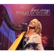 MOYA BRENNAN - HEART STRINGS (CD)