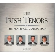 THE IRISH TENORS - THE PLATINUM COLLECTION (4 CD Set)