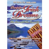 THE EMERALD ISLE ENSEMBLE - PANPIPE IRISH DREAMS, 16 HITS OF IRELAND (DVD)