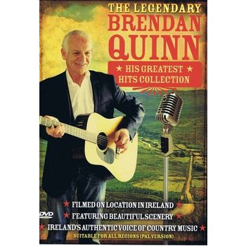BRENDAN QUINN - HIS GREATEST HITS COLLECTION DVD