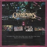 GINA, DALE HAZE & THE CHAMPIONS - ON LOCATION