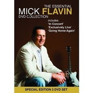 MICK FLAVIN - THE ESSENTIAL MICK FLAVIN DVD COLLECTION (DVD).