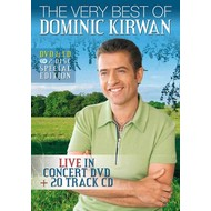 DOMINIC KIRWAN - VERY BEST OF (21 TRACK DVD & 20 TRACK CD)