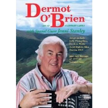 DERMOT O'BRIEN - LIVE AT CLONTARF CASTLE (DVD)