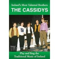 THE CASSIDYS - IRELAND'S MOST TALENTED BROTHERS (DVD)