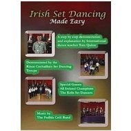 IRISH SET DANCING MADE EASY (DVD)