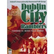 DUBLIN CITY RAMBLERS - FAVOURITE IRISH FOLK SONGS (DVD)
